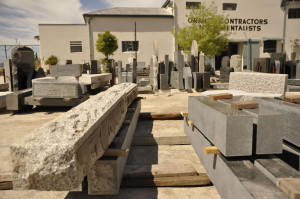 JA Clift, Granite Contractors in Paarl, South Africa